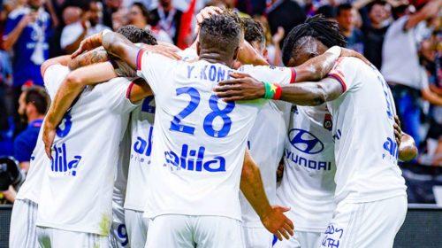 Vente privée Olympique Lyonnais