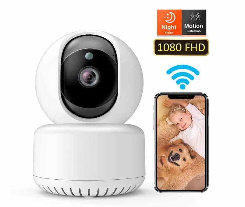 caméra de surveillance Wi-fi Dadypet