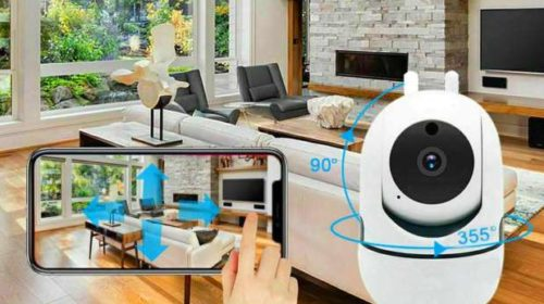 caméra de surveillance Wi-fi Guudgo