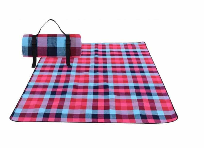 plaids à piquenique imperméable multi-usage HomeMiYN