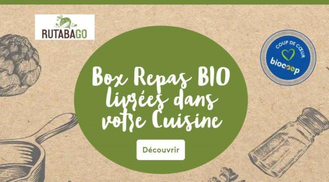 20€ de remise sur votre première commande de paniers recettes BIO Rutabago !