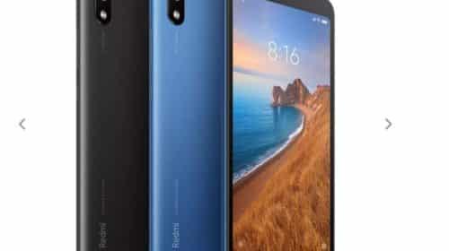 smartphone Xiaomi Redmi 7A BON PLAN