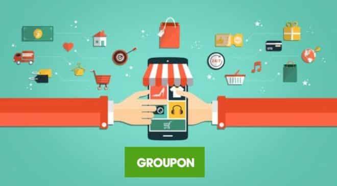 1 deal Groupon acheté = 10€ de crédits offerts