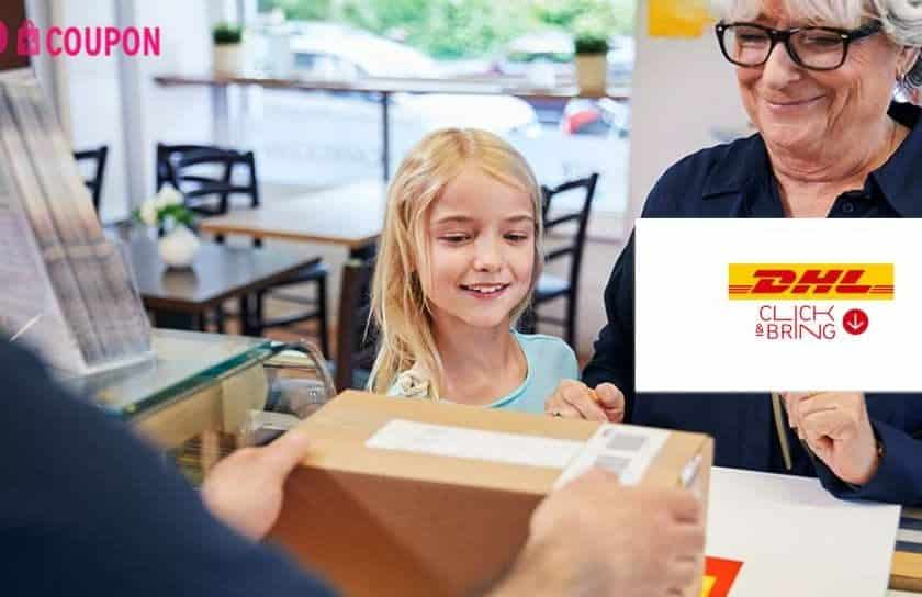 Coupon de reduction DHL Express Click & Bring