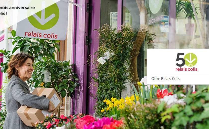 Envoi de colis via Relais Colis moins cher