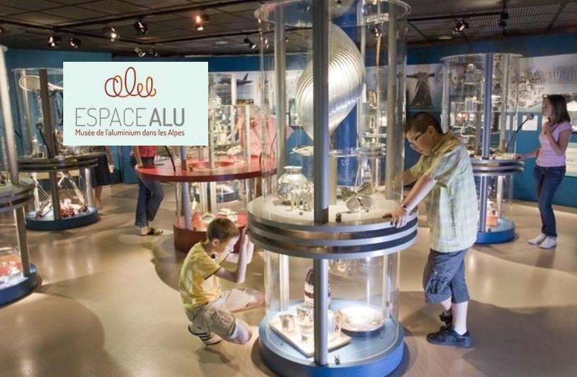 Musée de l'Aluminium - Espace Alu moitié prix