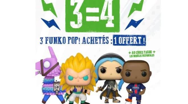 Offre Funko Pop! Micromania - Zing