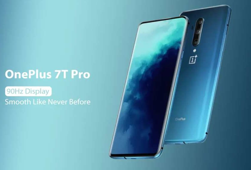 Offre flash smartphone OnePlus 7T