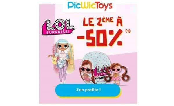 Offre Spéciale L.o.l Surprise Picwictoys