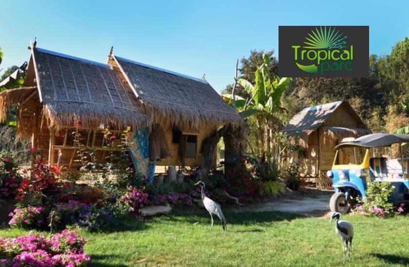 Parc animalier Tropical Parc pas cher