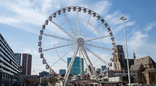 Ticket Grande roue de Bruxelles pas cher