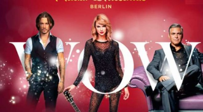 Ticket Madame Tussauds Berlin pas cher