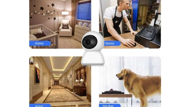 caméra Wifi de surveillance OWSOO