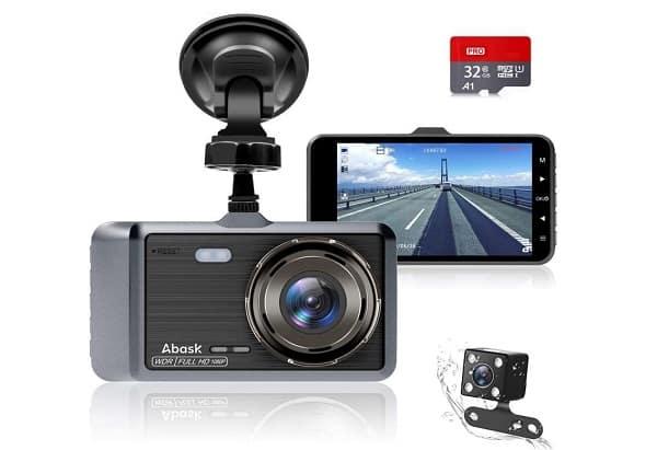 Kit Caméra De Voiture Abask 2 Cameras
