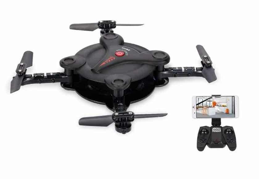 mini drone Goolsky FQ777 avec camera et télécommande