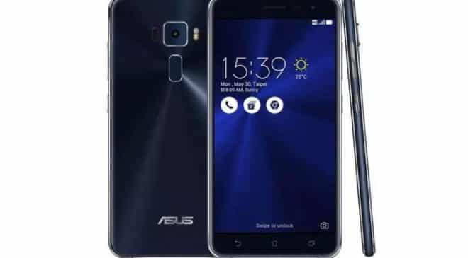 promotion smartphone Zenfone 3 Asus 4Go 64Go