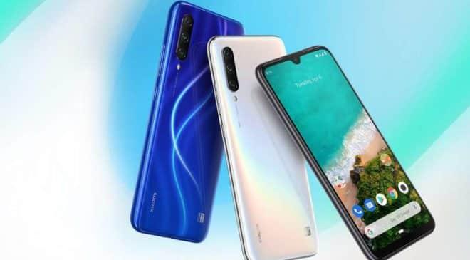 smartphone Mi A3 Xiaomi 128Go – 4Go pas cher