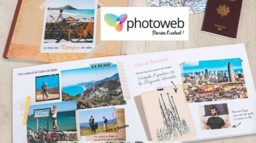 1 livre photo acheté sur Photoweb = 1 GRATUIT