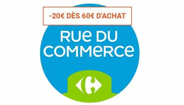 20€ de remise supplémentaire sur le rayon Jouets Rue Du Commerce