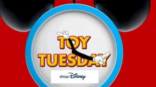24% de remise sur des jouets et déguisements Shop Disney