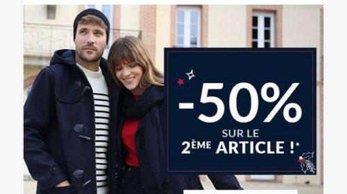 50% Sur Le Deuxième Article Armor Lux