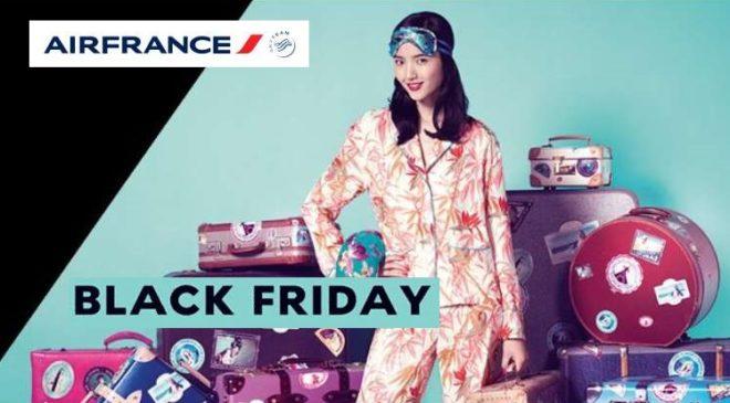 Black Friday Air France