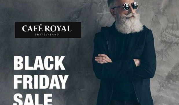 Black Friday Café Royal : 34% de remise sur tout le site  ☕