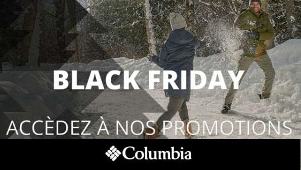 Black Friday Columbia