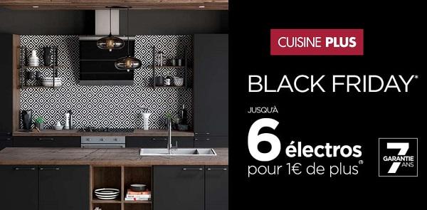 Black Friday Cuisine Plus jusqu'à 6 électroménagers SMEG pour 1 €