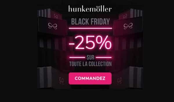 Black Friday Hunkemöller