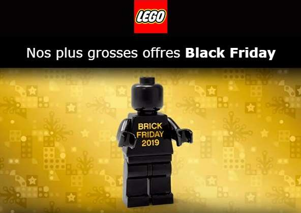 Black Friday Lego Store