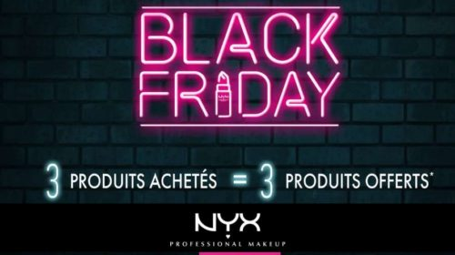 Black Friday NYX PROFESSIONAL MAKEUP