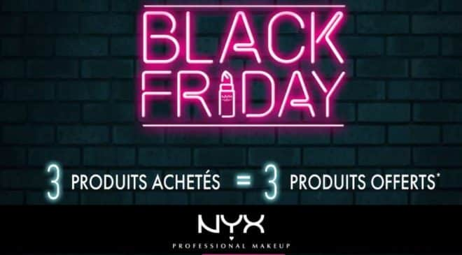Black Friday NYX PROFESSIONAL MAKEUP