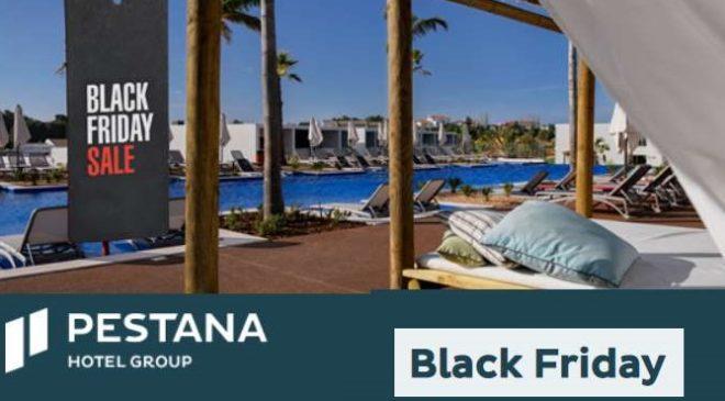 Black Friday Pestana hôtels
