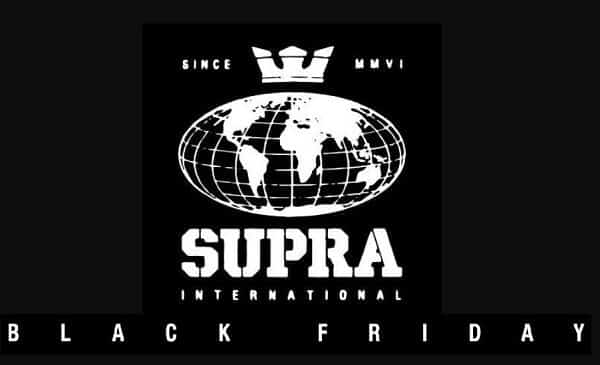 Black Friday Supra