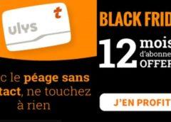 Black Friday Télépéage 🚘 12 mois d'abonnement offerts du badge Ulys – VINCI Autoroutes