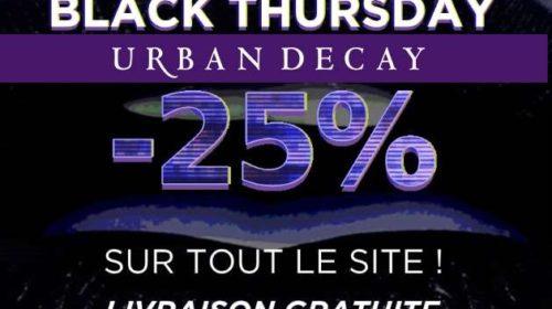 Black Friday Urban Decay