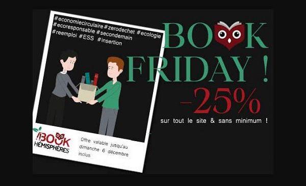 Book Friday 25% Sur Tous Les Livres Sur Livrenpoche
