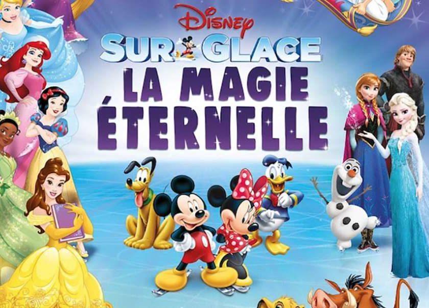 Disney sur Glace La Magie Éternelle moins cher