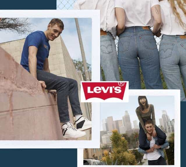 Friends and Family Levi's
