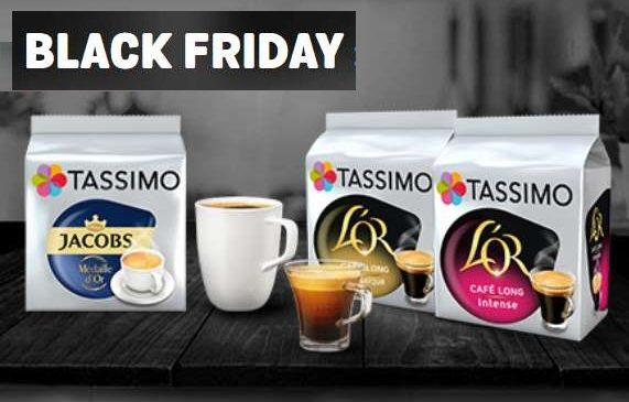 Offre Black Friday Tassimo