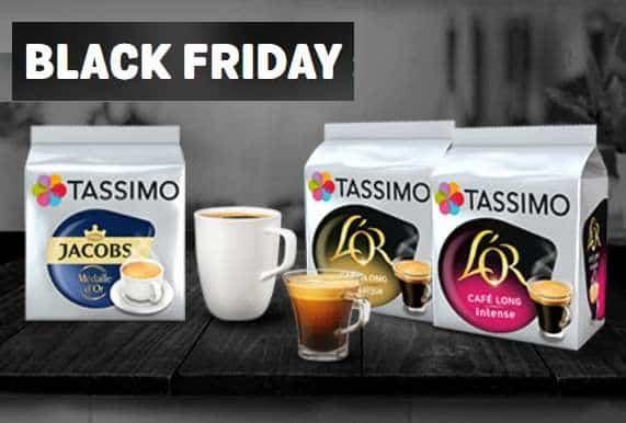 Offre Black Friday Tassimo