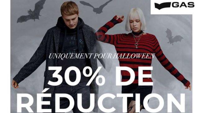 Offre spéciale Gas Jeans 30% de remise