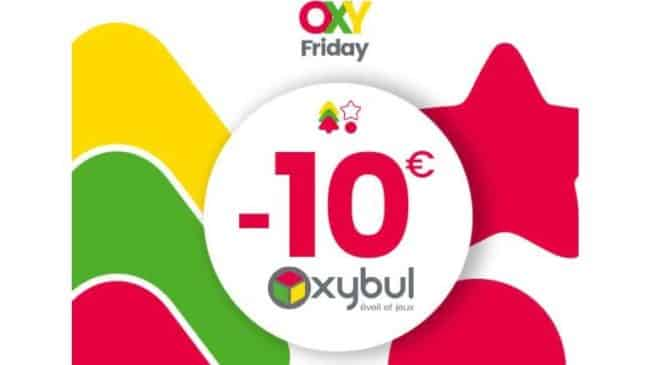 Oxybul Black Friday
