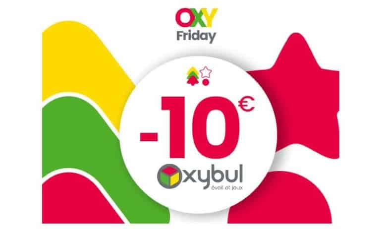 Oxybul Black Friday