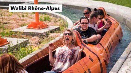 Pré-vente saison prochaine de billet d'entrée Walibi Rhône-Alpes