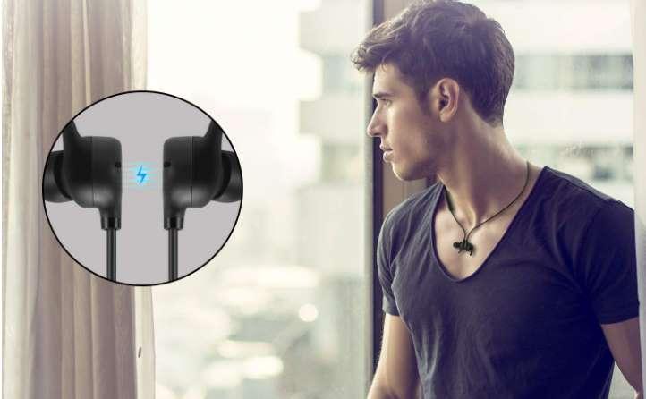 écouteurs Bluetooth 5.0 sans fil YINSAN