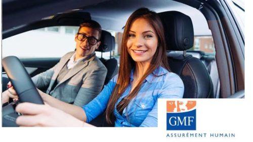 nouvelle souscription d'assurance auto GMF = 2 mois offerts + 20€ en bon d'achat