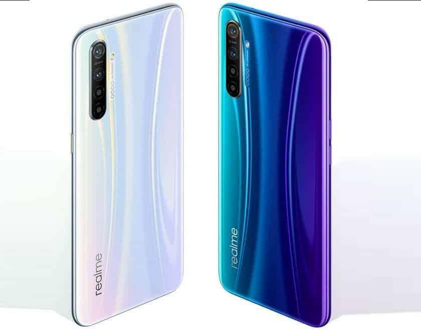 smartphone Realme XT 64 Mpix