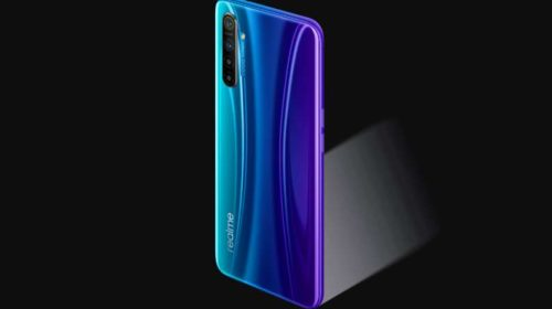 smartphone Realme XT équipé de 4 capteurs photo